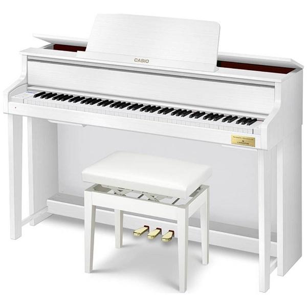 【標準設置費込み】 カシオ 【標準設置費込み】電子ピアノ GP-300WE ホワイトウッド調 [88鍵盤 /CELVIANO Grand Hybrid(カシオ)]