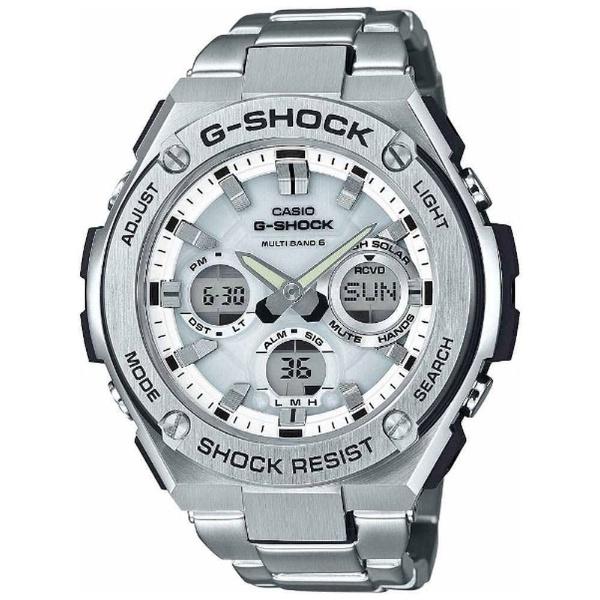 【送料無料】 カシオ G-SHOCK(G-ショック) 「G-STEEL(Gスチール)MULTI BAND 6」 GST-W110D-7AJF