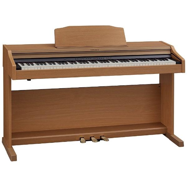 【標準設置費込み】 ローランド RP501R-NBS 電子ピアノ ナチュラルビーチ調仕上げ [88鍵盤]