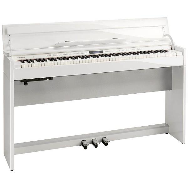 【標準設置費込み】 ローランド 電子ピアノ DP603-PWS 白塗鏡面艶出し塗装仕上げ [88鍵盤]