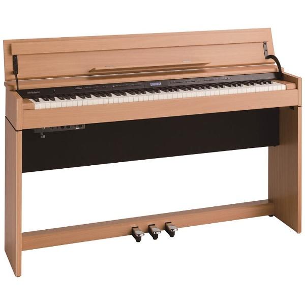 【標準設置費込み】 ローランド DP603-NBS 電子ピアノ ナチュラルビーチ調仕上げ [88鍵盤]