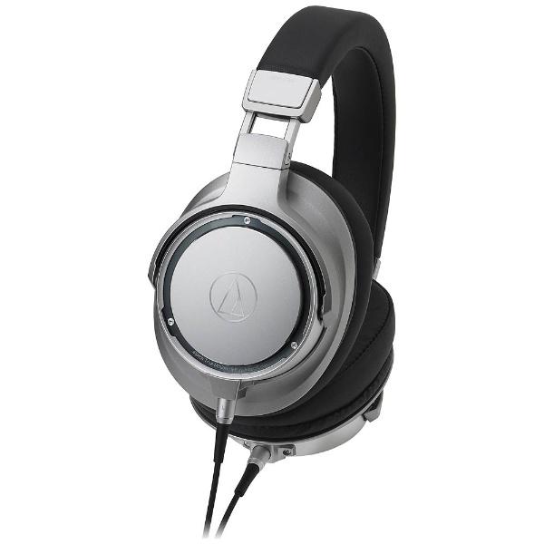 【送料無料】 オーディオテクニカ 【ハイレゾ音源対応】ヘッドホン ATH-SR9[ATHSR9]