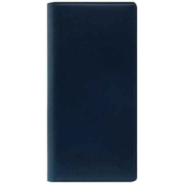 【送料無料】 ROA iPhone 7用 手帳型レザーケース Buttero Leather Case ブルー SLG Design SD8092i7