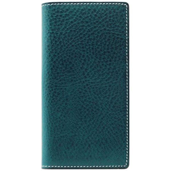 【送料無料】 ROA iPhone 7 Plus用 手帳型レザーケース Minerva Box Leather Case ブルー SLG Design SD8144i7P