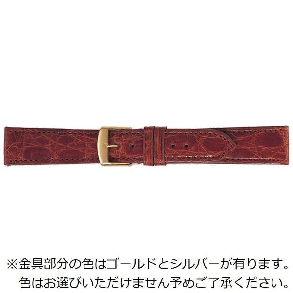 【送料無料】 バンビ エルセ カイマンクロコ 18mm(ブラウン)SW0001CP