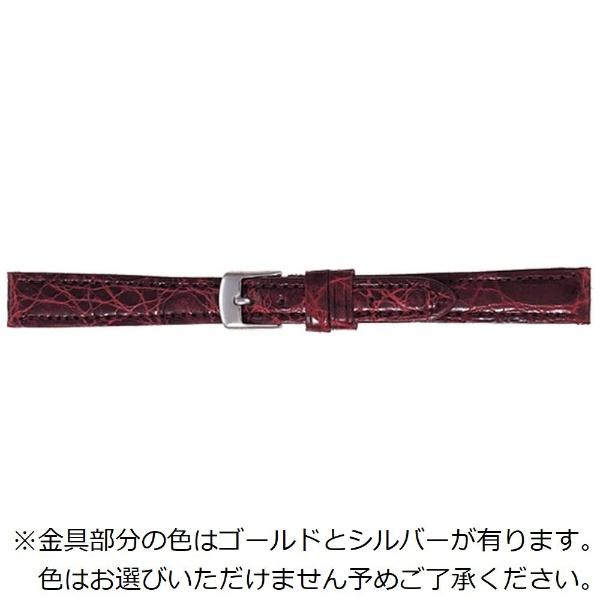 【送料無料】 バンビ エルセ カイマンクロコ 14mm(ワイン)SW0001EL