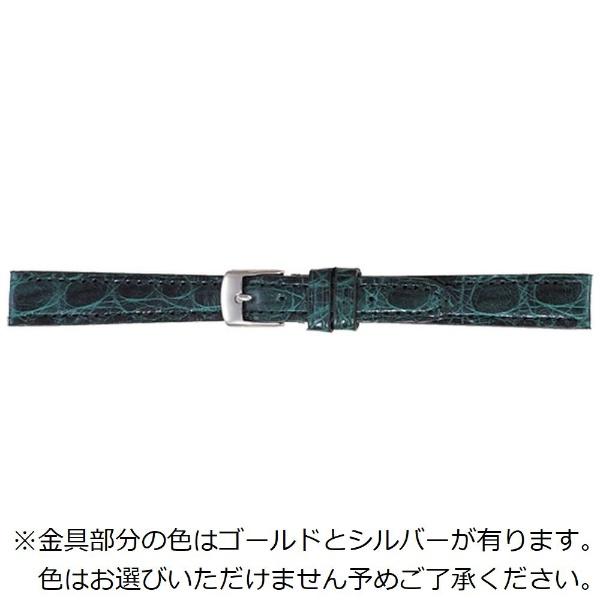 【送料無料】 バンビ エルセ カイマンクロコ 14mm(グリーン)SW0001ML