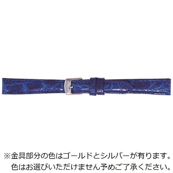 【送料無料】 バンビ エルセ カイマンクロコ 12mm(ブルー)SW0001SI