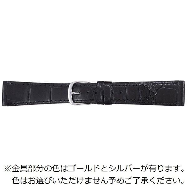 【送料無料】 バンビ グレーシャス クロコダイル(シャイニング)16mm(黒) BWA212AN