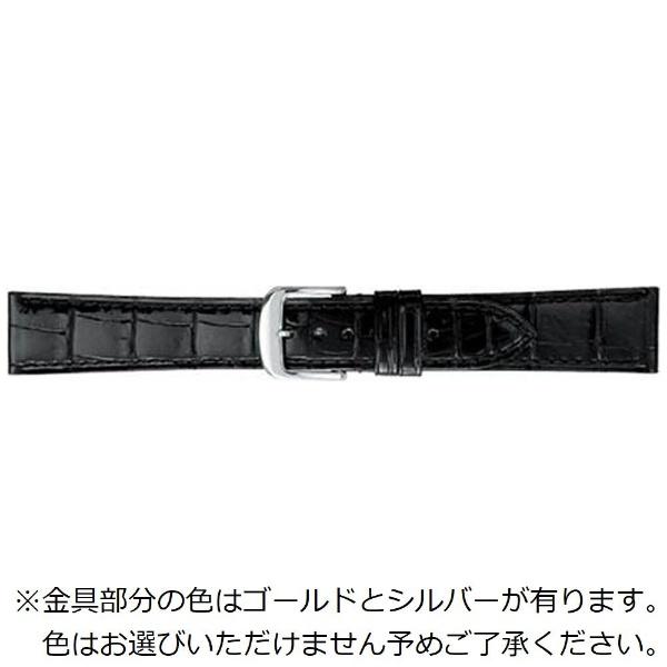 【送料無料】 バンビ 紳士用クロコダイル[シャイニング](ウェルダー) BWA005AP 黒