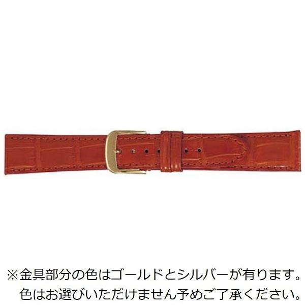【送料無料】 バンビ 紳士用クロコダイル[シャイニング](ウェルダー) BWA005LS オレンジ