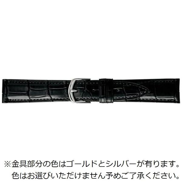 【送料無料】 バンビ 紳士用クロコダイル[マット](ウェルダー) BWA019AO 黒