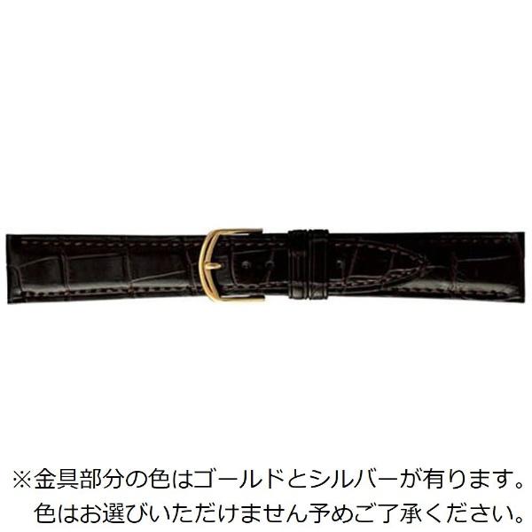 【送料無料】 バンビ 紳士用クロコダイル[マット](ウェルダー) BWA019BS チョコ