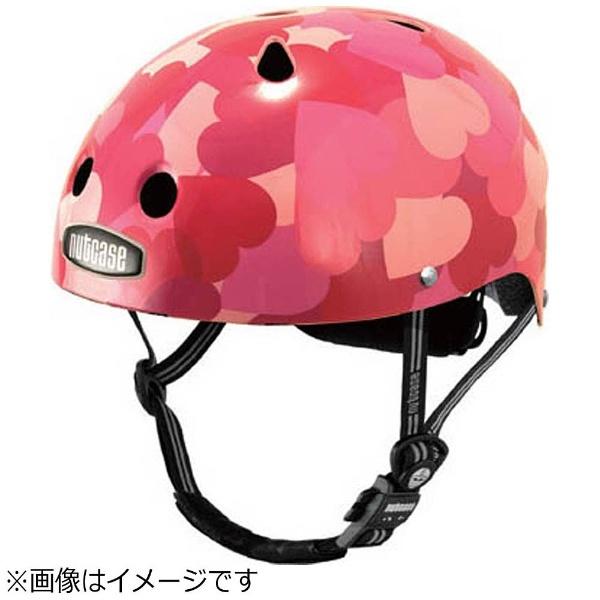 【送料無料】 NUTCASE 子供用ヘルメット nutcase Little Nutty(ラブ/XSサイズ:48~52cm)