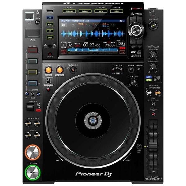 【送料無料】 パイオニア DJ機器 CDJ2000NXS2