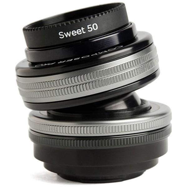 【送料無料】 レンズベビー カメラレンズ レンズベビー コンポーザープロII スウイート50 (ソニーEマウント)