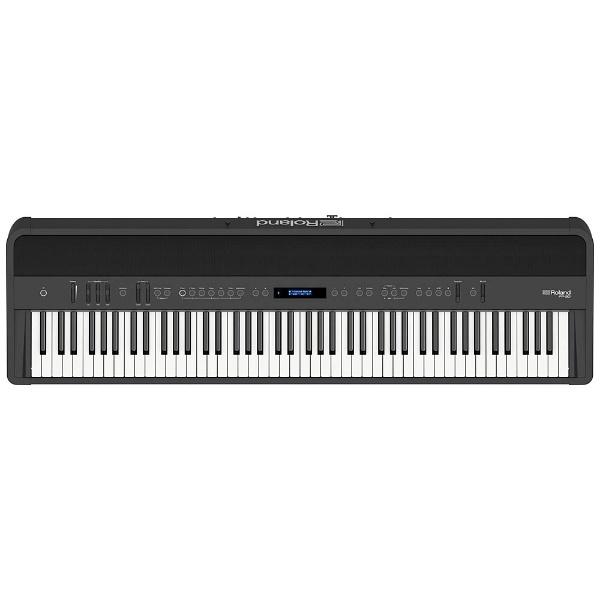 【送料無料】 ローランド FP-90 BK 電子ピアノ ブラック [88鍵盤]