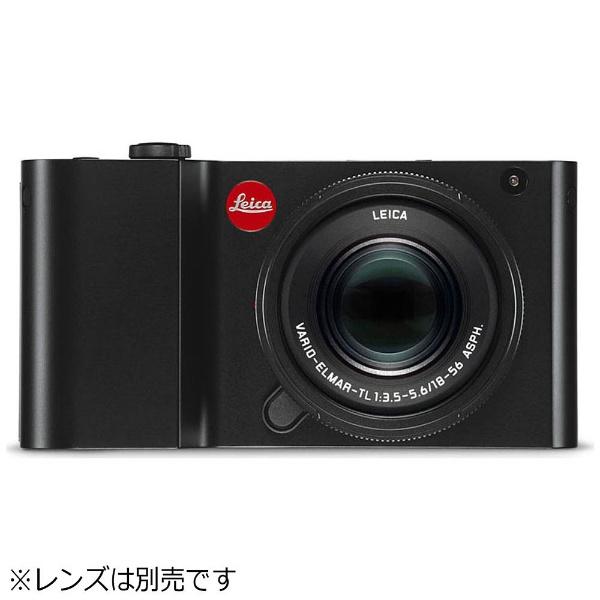 【送料無料】 ライカ ライカTL【ボディ(レンズ別売)】(ブラック/ミラーレス一眼カメラ) 18146