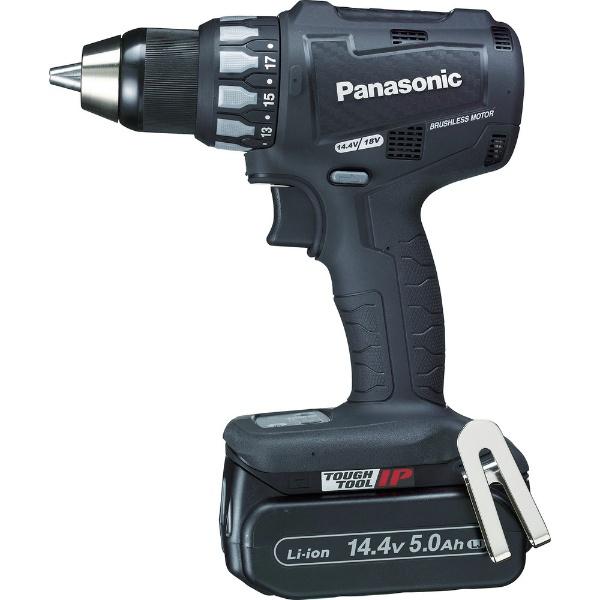 【送料無料】 パナソニック Panasonic Panasonic 充電ドリルドライバー 14.4V 5.0Ah (黒) EZ74A2LJ2F-B[EZ74A2LJ2FB] panasonic