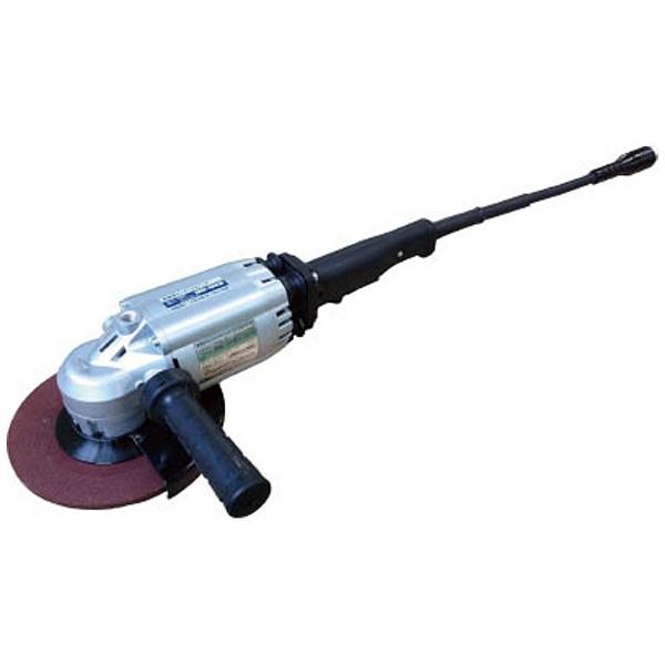 【送料無料】 日本電産テクノモータ NDC 高周波グラインダ180mm 防振形 ブレーキ付 HDGS-180AB