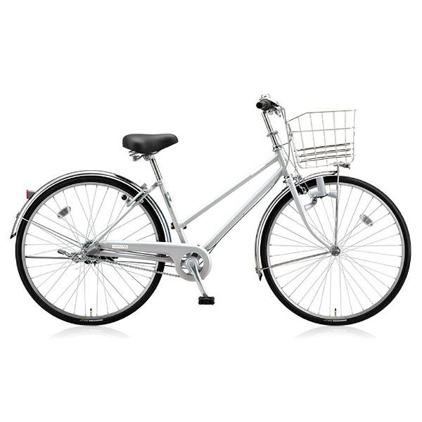 【送料無料】 ブリヂストン 26型 自転車 スクリッジ S(M.XRシルバー/内装3段変速) SRS63【2017年モデル】【組立商品につき返品不可】 【代金引換配送不可】