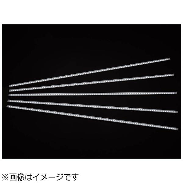 【送料無料】 セレン LED棚下照明5本セットD【昼光色】5本接続90cm間隔配線ケーブル付 《業務専用》 STS900IDY