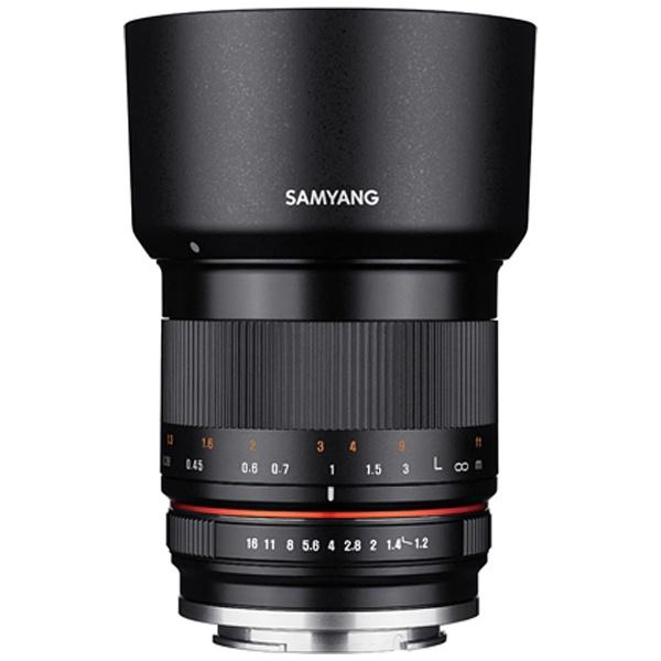 【送料無料】 SAMYANG カメラレンズ 35mm F1.2 ED AS UMC CS【キヤノンEF-Mマウント】[35MMF12EDASUMCCSキヤノン]