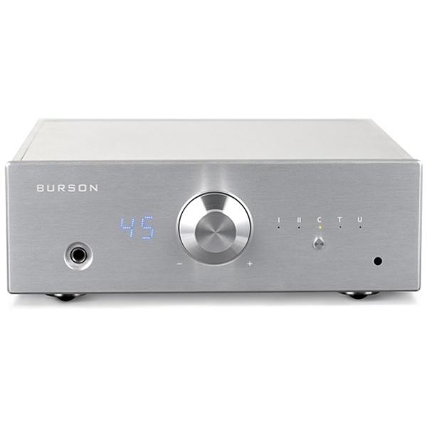 【送料無料】 BURSONAUDIO ヘッドホンアンプ BURSON AUDIO Conductor V2+ Silver CONDUCTOR-V2+