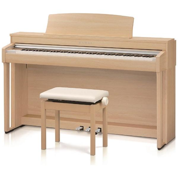 【送料無料】 河合楽器 CN37LO 電子ピアノ CNシリーズ プレミアムライトオーク調仕上げ [88鍵盤] 【メーカー直送・代金引換不可・時間指定・返品不可】
