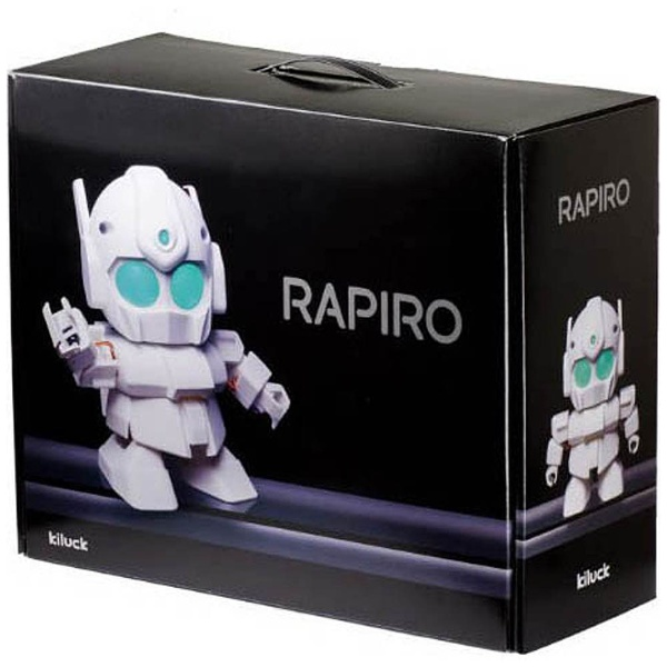 【送料無料】 スイッチサイエンス RAPIRO ラピロ [SSCI015509]〔ロボットキット〕【STEM教育】