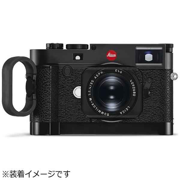 【送料無料】 ライカM10用 24018 ハンドグリップ(ブラック) ライカ