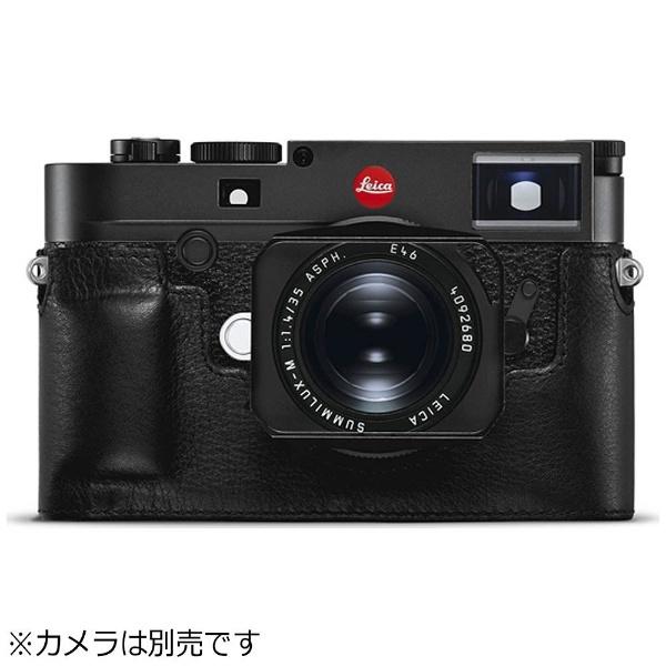 【送料無料】 ライカ ライカM10用 レザープロテクター(ブラック) 24020