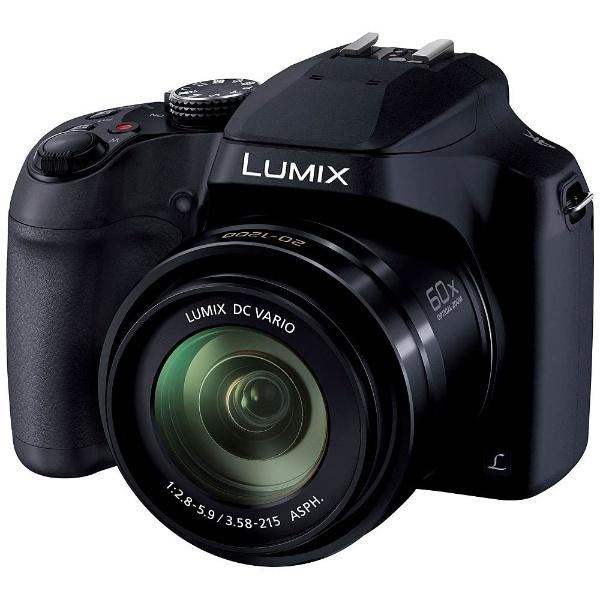 【送料無料】 パナソニック Panasonic 【10%OFFクーポン 8/4 18:00 ~ 8/5 23:59】コンパクトデジタルカメラ LUMIX(ルミックス) DC-FZ85[DCFZ85]