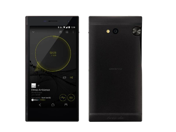 【送料無料】 オンキヨー ONKYO ハイレゾ オーディオスマートフォン DP-CMX1 (B) GRANBEAT 5.0型・メモリ/ストレージ:3GB/128GB DSDS対応 SIMフリースマートフォン