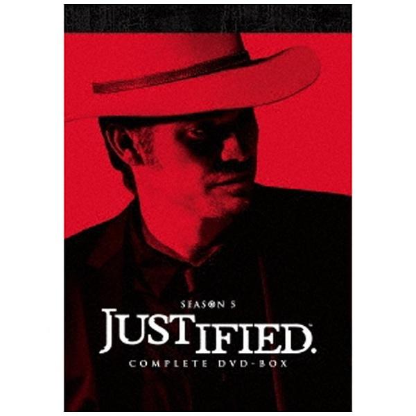 【送料無料】 ハピネット JUSTIFIED 俺の正義 シーズン5 コンプリートDVD-BOX 【DVD】