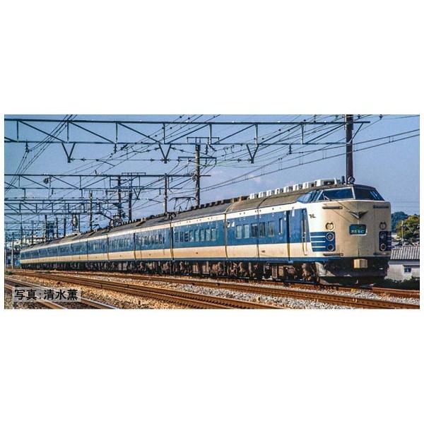 【送料無料】 トミーテック 【Nゲージ】 98968 <限定>583系特急電車(きたぐに・国鉄色)セット (10両)