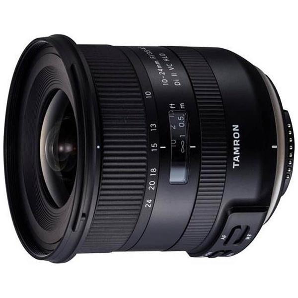【送料無料】 タムロン カメラレンズ 10-24mm F3.5-4.5 Di II VC HLD(Model B023)【ニコンFマウント(APS-C用)】[B0231024DI2VCHLD]