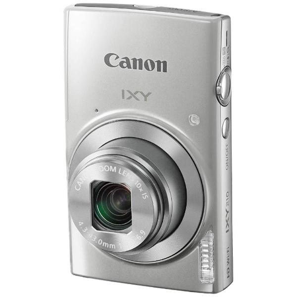 【送料無料】 キヤノン CANON コンパクトデジタルカメラ IXY(イクシー) 210(シルバー)