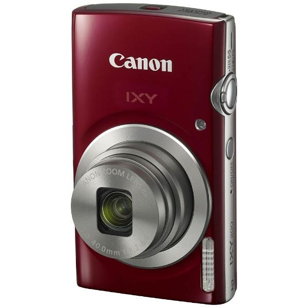 【送料無料】 キヤノン CANON コンパクトデジタルカメラ IXY(イクシー) 200(レッド)
