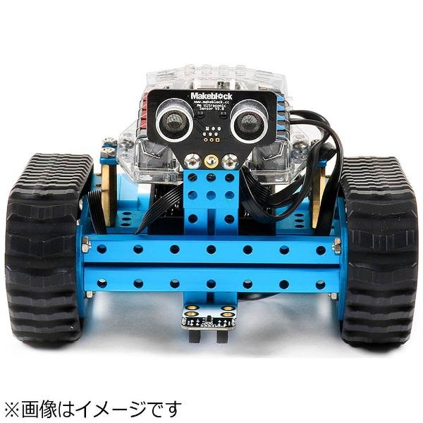 【送料無料】 MAKEBLOCKJAPAN mBot Ranger Robot Kit(Bluetooth Version) [99096]〔ロボットキット: iOS/Android対応〕【STEM教育】