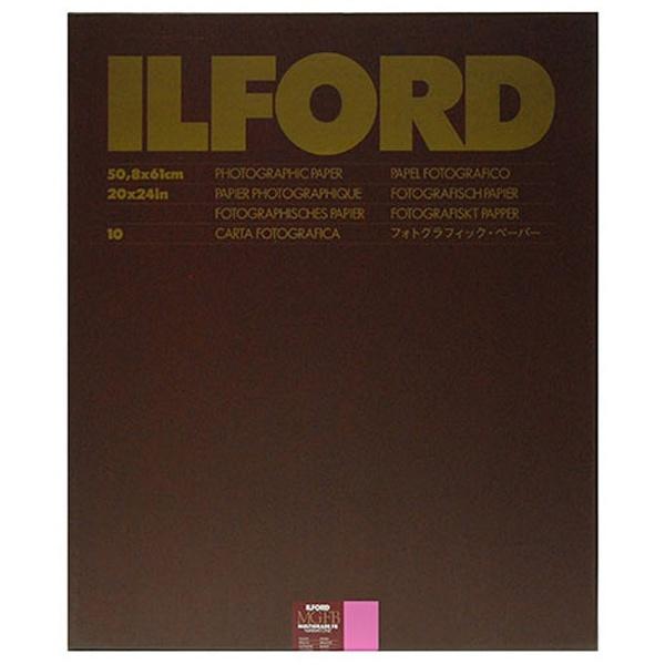 【送料無料】 イルフォード MGFBWT 1K 20X24 10 BX
