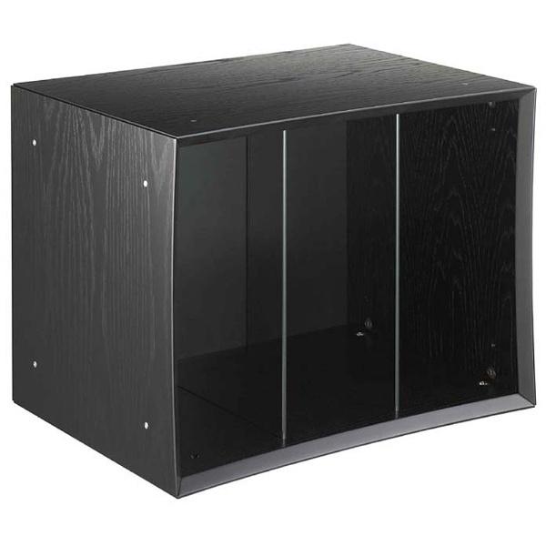 【送料無料】 QUADRASPIRE LPラック LP-QUBE-BK ブラック[LPQUBEBK] 【メーカー直送・代金引換不可・時間指定・返品不可】