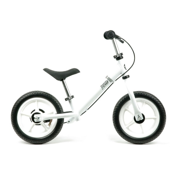 【送料無料】 WYNN ランニングバイク Wynn Kick Bike(ホワイト) SLT12【2~5歳向け】【組立商品につき返品不可】 【代金引換配送不可】