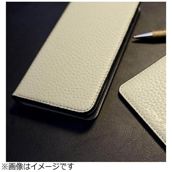 2cfe662d90 【送料無料】 FOX iPhone 7用 手帳型レザーケース Leather Folio Case グレージュ