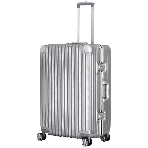 【送料無料】 シフレ TSAロック搭載スーツケース(92L) TRI1030-67 シルバー