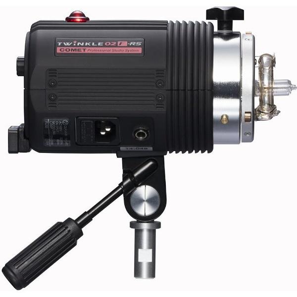 【送料無料】 コメット モノブロックストロボ TWINKLE02F-RS本体のみ TW-02F-RS[TW02FRS]