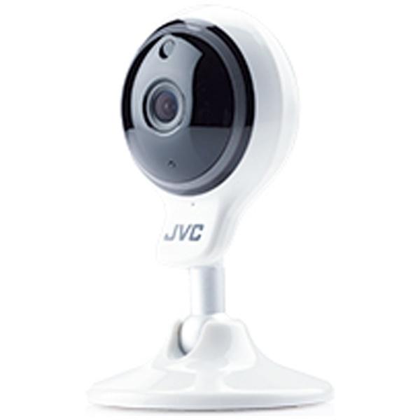 【送料無料】 JVC ジェイブイシー [iOS/Android OS対応]ネットワークカメラ GV-CC1