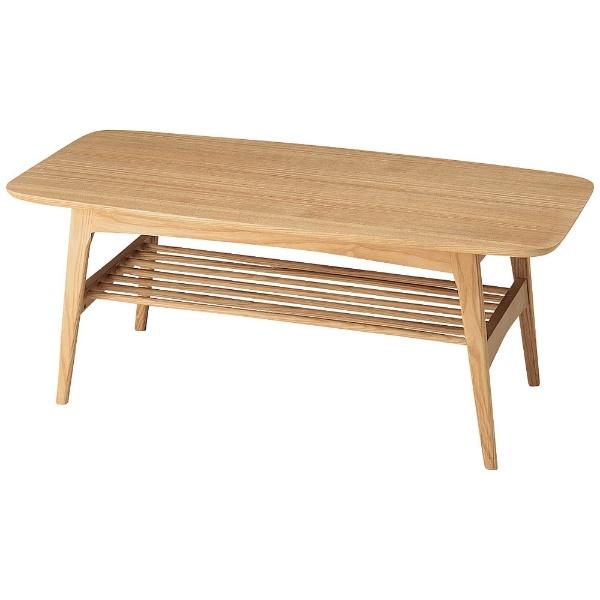 【送料無料】 東谷 ヘンリー センターテーブル HOT-534NA(W105×D50×H40cm)