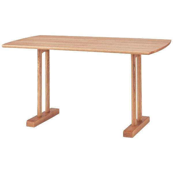 【送料無料】 東谷 エコモ ダイニングテーブル HOT-153NA(W120×D75×H68cm)