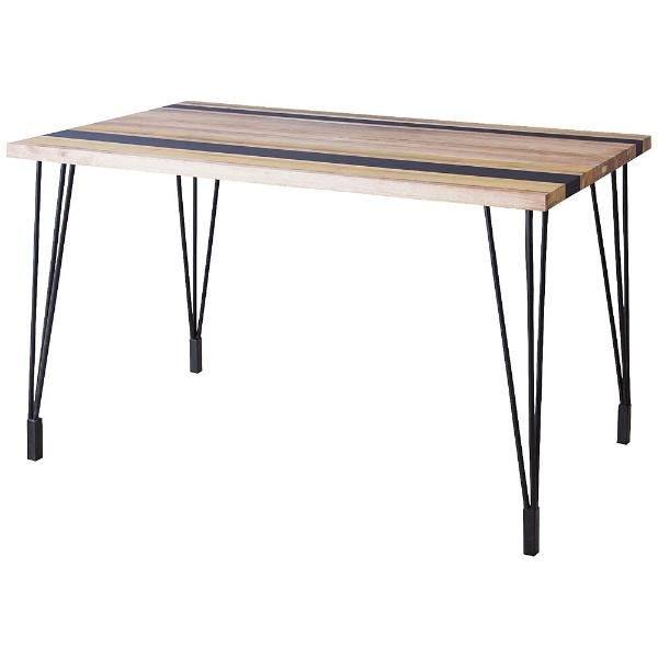 【送料無料】 東谷 ダイニングテーブル NW-113NA(W120×D70×H70cm)